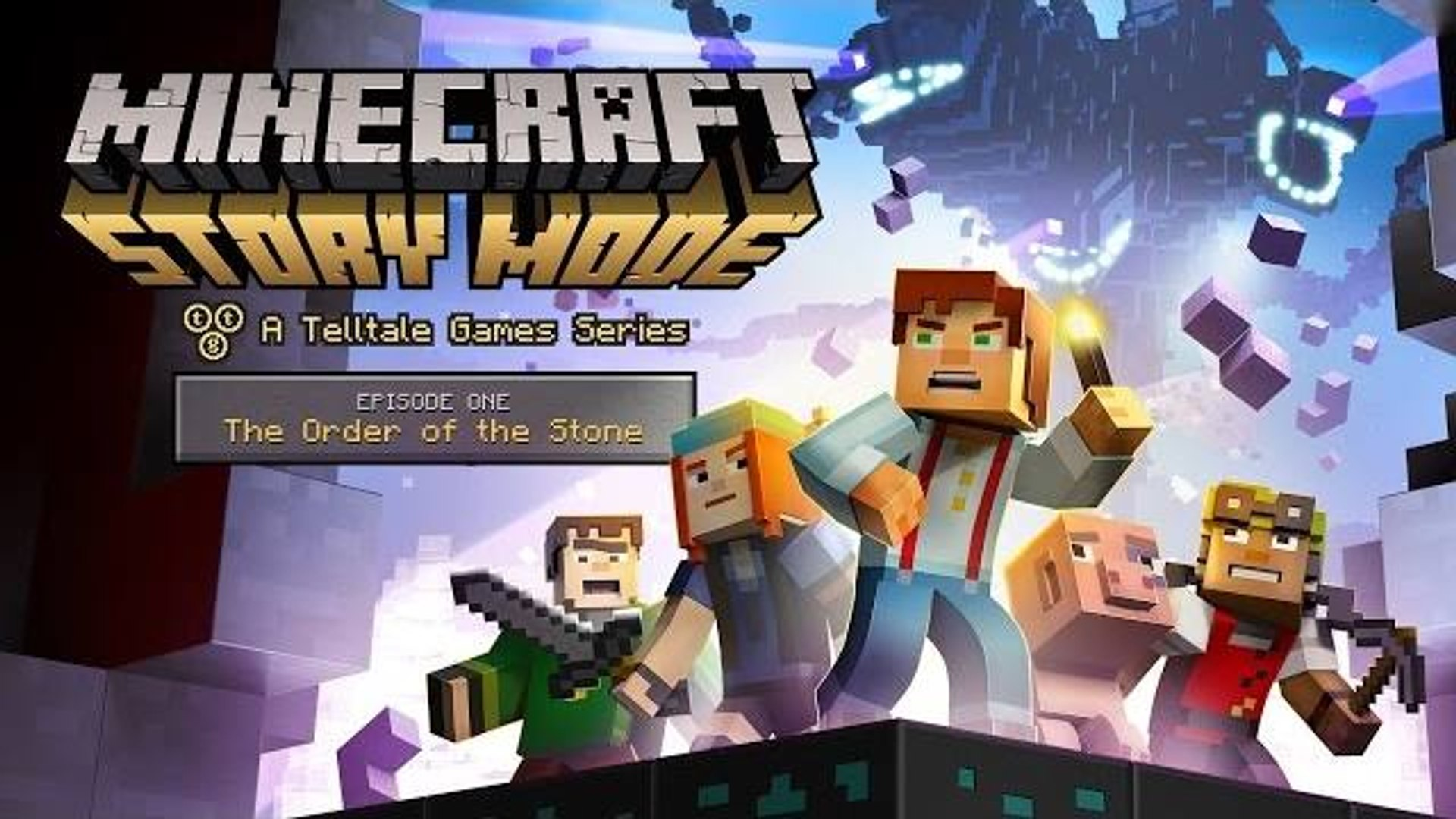 Minecraft: Story Mode (Episode 1) - The Order of the Stone Trailer | Official Xbox Game Trailers HD