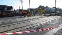 Brebières : accident entre un TGV et un camion, un seul blessé léger