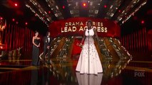 Emmys 2015 _ Viola Davis Wins Outstanding Lead Actress In Drama Series