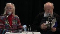 Michel Butor présente Octogénaire - Marché de la poésie 2015 - Halle des Chartrons de Bordeaux