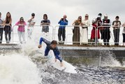 Riding Artificial Waves in Wales | Red Bull Unleashed 2015