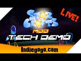 StarCrafts Tech Demo now LIVE! (pre-alpha alpha pre-alpha)