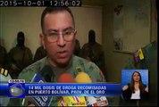 14.000 dosis de droga decomisadas en Puerto Bolívar, provincia de El Oro