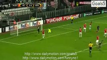 Ahmed Hassan Fantastic GOAL - Braga 1-0 Groningen