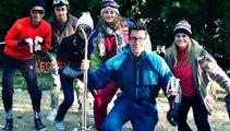 Les bronzés de l'IAE font du ski