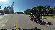Street Bike CRASH Drifting Motorcycle ACCIDENT Drifts At ROC 2014 Ride Of The Century Drif