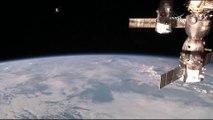 [ISS] Progress M-29M Docks to ISS Automatically