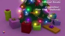 Dessins animés de Noël pour les enfants Le train Tchou Tchou fête la nouvelle année