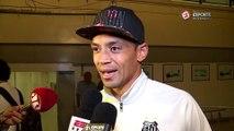 Ricardo Oliveira revela conselhos para Thiago Maia: 'Falo para ele ficar no Santos'