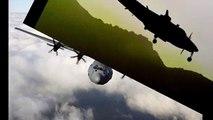 12 Dead After US C-130 Transport Plane Crashes in Afghanistan Officials