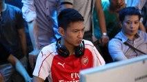 Thao tác mồm của BLV G_man trong giải Việt Nam đệ nhất cung R 2015