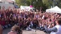 CAP FEMINA AVENTURE 2015 - VILLAGE DEPART FRANCE