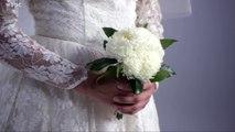 100 ans de robes de mariées - Compilation des plus belles robes de 1965 à nos jours en 3 min