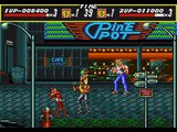 2 PLAYERS COOP   STREET OF RAGE (SEGA MEGADRIVE  GENESIS)   STAGES 1  2  (CON DAVID)