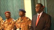 Burkina Faso: le président Kafando visite la caserne des ex-putschistes