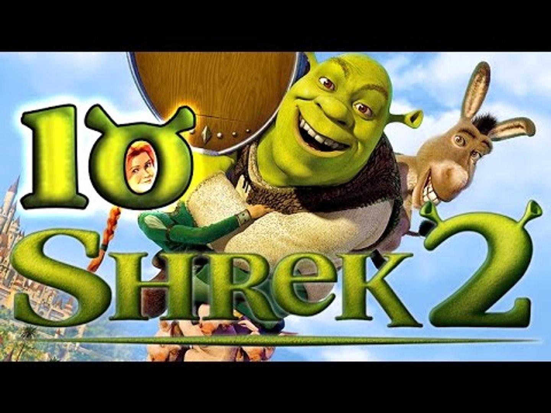 Shrek 2 Game Walkthrough Part 10 Ps2 Xbox Gamecube 10 Cookie Cookie Video Dailymotion