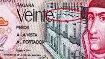 ¿ Mensajes Subliminales Ocultos En Billetes Mexicanos ? ¿ Subliminal Messages Hidden In Bi