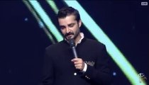 Hamza Ali Abbasi speech after winning Lux Style Awards 2015 for best actor male