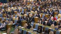 """Nétanyahou accuse l'ONU de """"silence"""" face à l'Iran"""