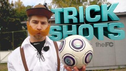 Oktoberfest Trick Shots | theFC