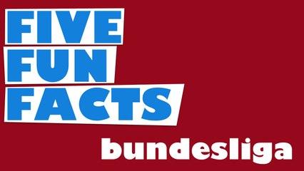Five Fun Facts: Bundesliga | theFC