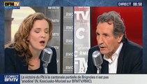 Nathalie Kosciusko-Morizet - Inspecteurs de la ville de Paris - Entretien sur BFM TV le 10/10/13