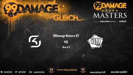 E-frag.net vs. SK - 99Damage Masters #3