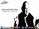 Gham hai Ya khushi hai Tu  Meri Zindagi Hai Tu Full Song By Nusrat Fateh Ali Khan Urdu hindi Song