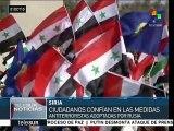 Rusia denuncia guerra mediática de Occidente por acciones en Siria