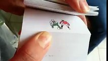 UEFA Cristiano Ronaldo... pencil work awsome game...