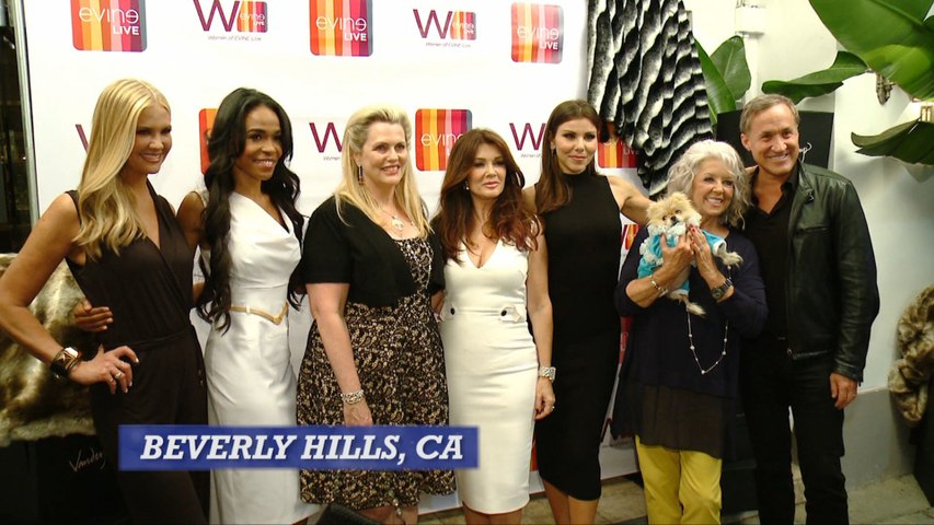 Reality Show Stars And Celebs At 'Women of Evine Live' Event