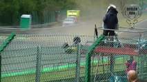 Best of ADAC GT Masters Spa Francorchamps 2015 Formula 3 and 4 huge crashes