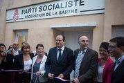 « La 1ère étape de la campagne des élections régionales, c'est le referendum que nous organisons », J-C Cambadélis au Mans (2 octobre 2015)