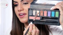 Vintage and Retro Summer Makeup Tutorial | Makeup Tutorials and Beauty Reviews | Camila Co