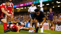 RWC Re:LIVE - Savea scores twice for All Blacks