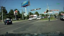 Crazy Russian drivers ★ 6