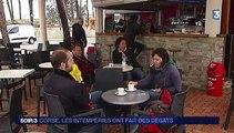 Intempéries en Corse : le calme est revenu, l'heure est au nettoyage