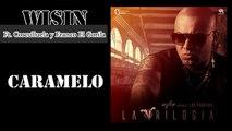 DJ Elvis Caramelo Wisin Ft Cosculluela Y Franco El Gorila 2015 Original REGGAETON NUEVO 2015