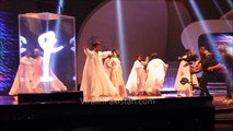 Urwa Hocane slip on stage during dancing at Lux Style Awards 2015