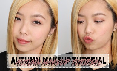 TUTORIAL | Daily Makeup for Autumn