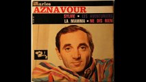 Charles Aznavour - Les Aventuriers - 1963