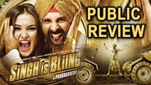 Singh Is Bliing Public REVIEW | Akshay Kumar | Amy Jackson