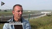 Calais : des migrants ont bloqué le trafic d'Eurotunnel