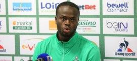 Ismaël Diomandé: «La concurrence fait progresser»