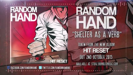 Random Hand - Shelter As A Verb