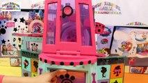 Pawza Hotel Style Set / Hotel Pawza - Littlest Pet Shop - B1240 - Świat Zabawek Amelia