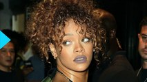 Silver-Coated Rihanna Parties With Travis Scott in Paris