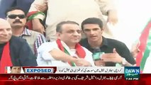 Which parties sport Aleem Khan(PTI) in NA-122