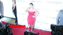 Adrienne Bailon Smile Gala 2015 Red Carpet Arrivals