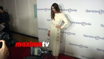 Courtney Sixx Smile Gala 2015 Red Carpet Arrivals